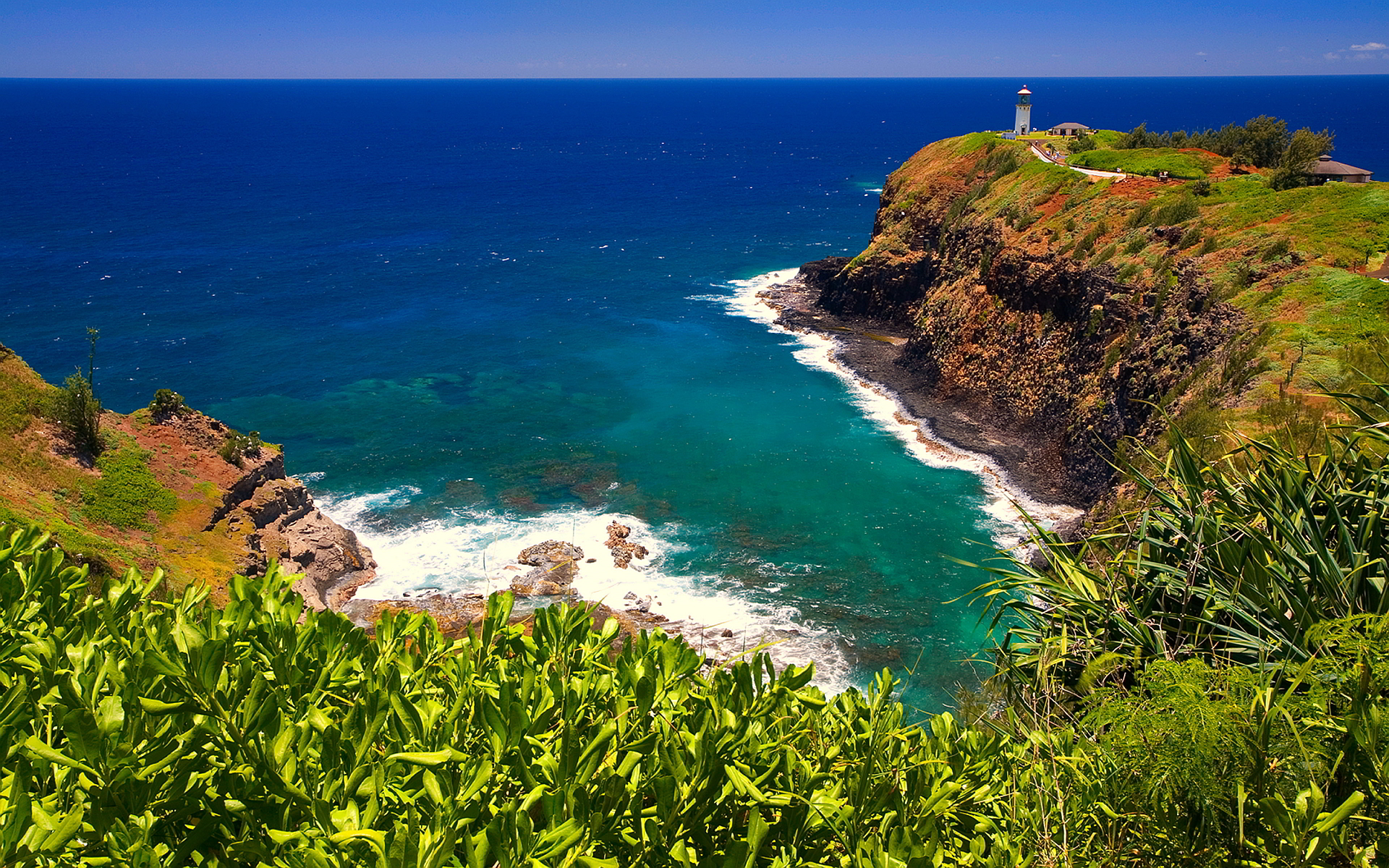 kilauea lighthouse hawaii