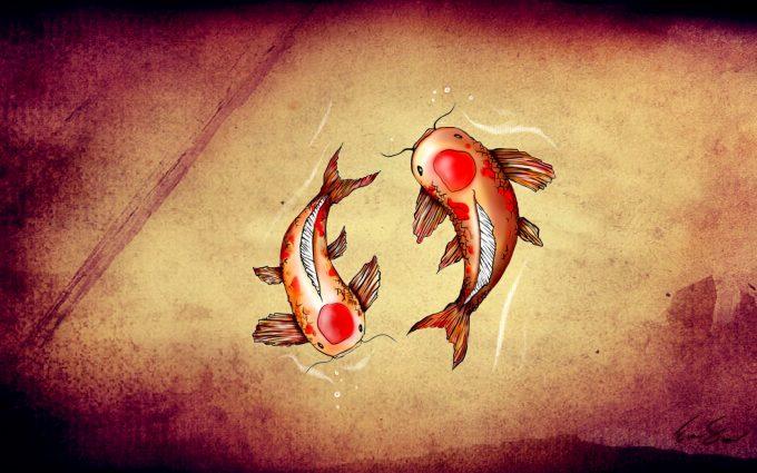 koi fish picture 1080p