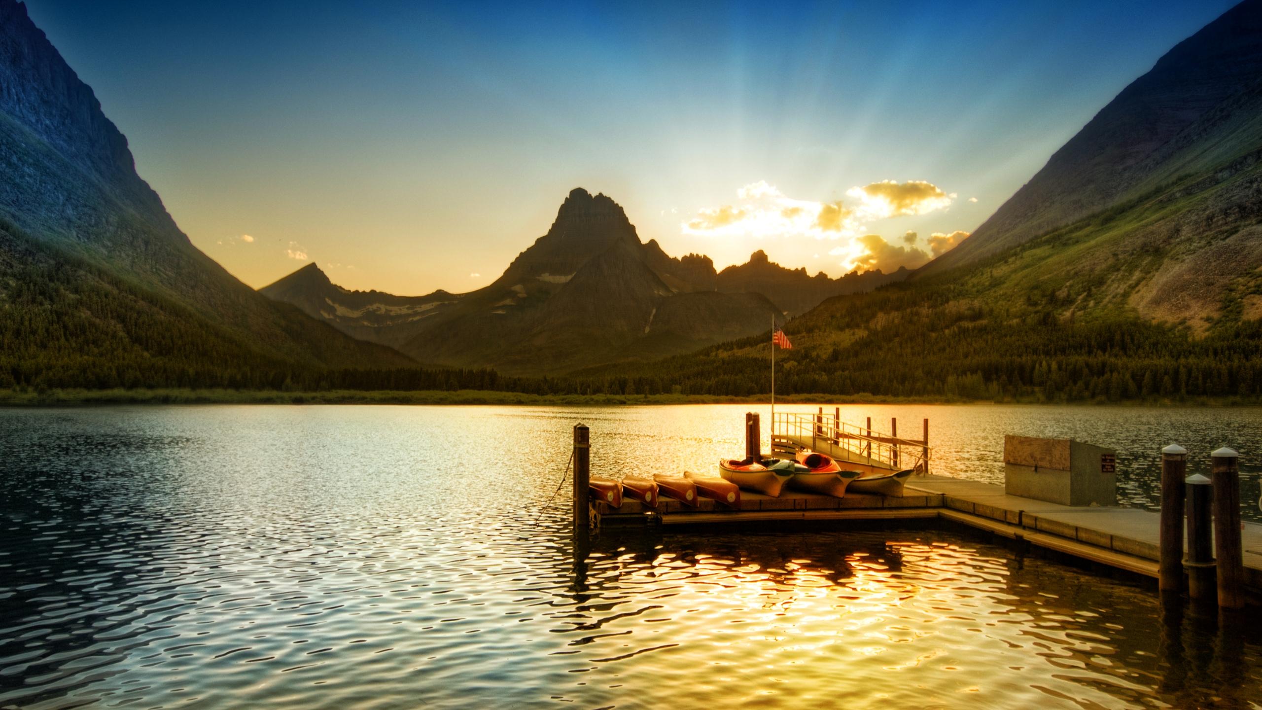 lake backgrounds dark