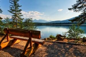 lake wallpaper nature