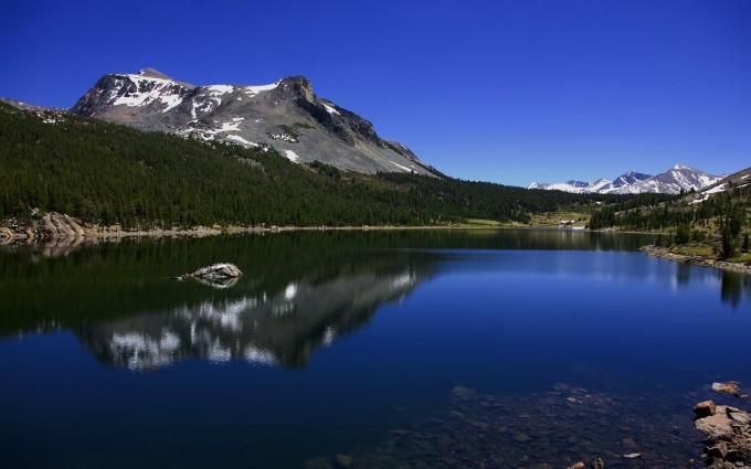 lake wallpaper scenery