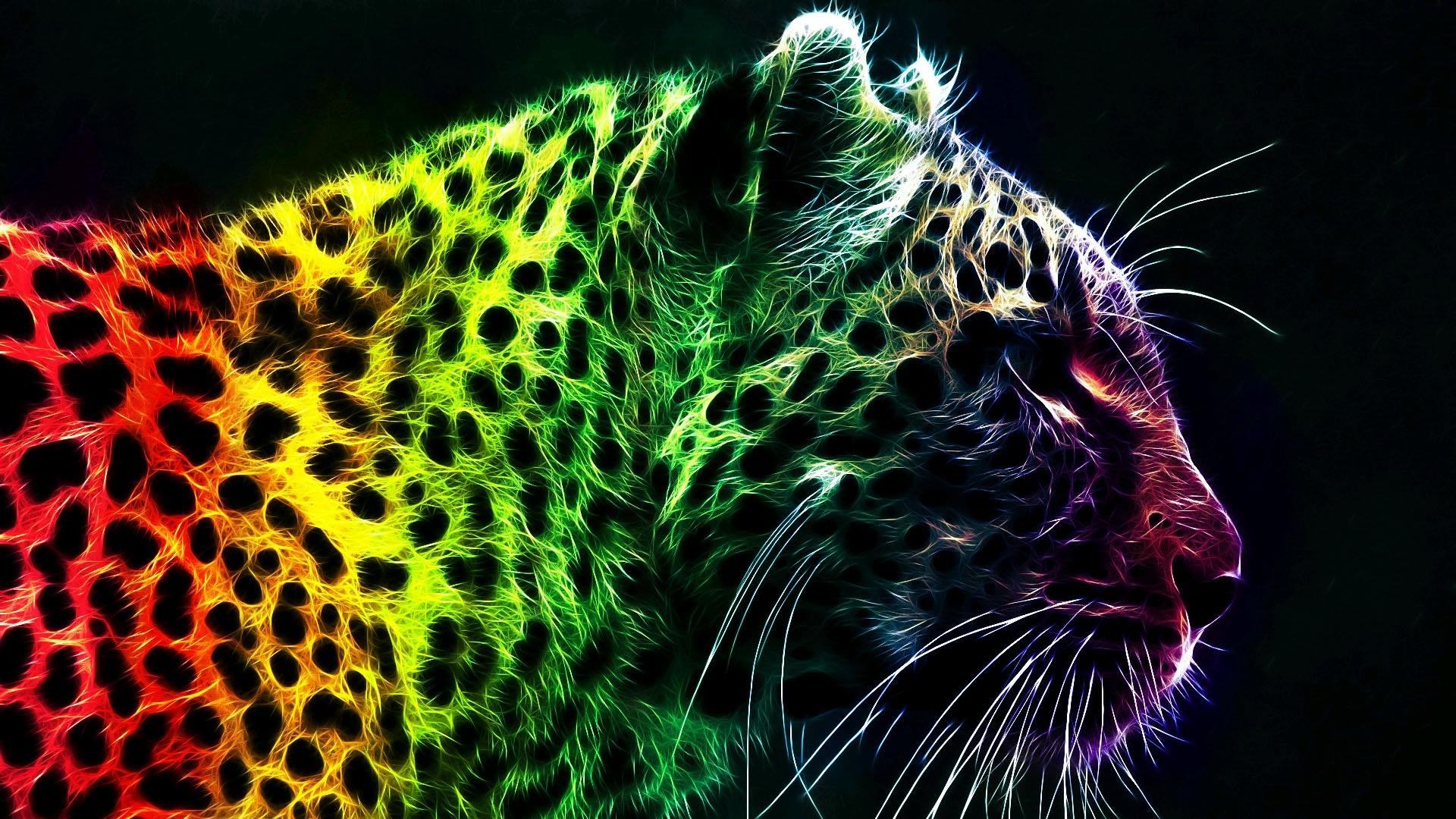 Leopard 4k Black Background Hd Animals 4k Wallpapers: Leopard Wallpaper Free - HD Desktop Wallpapers