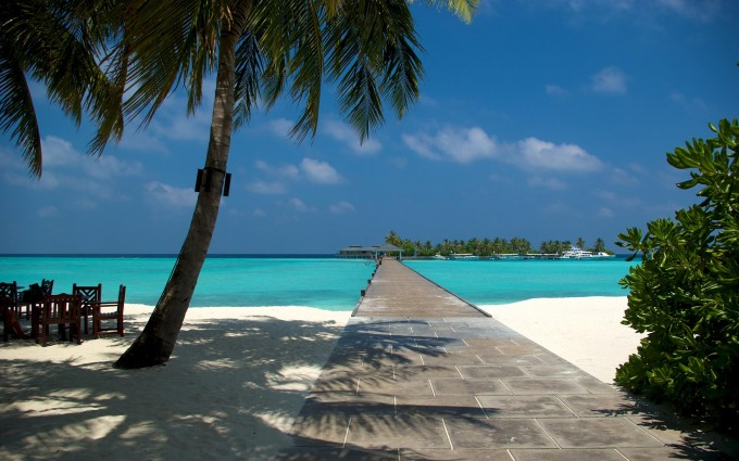 maldives beach cool
