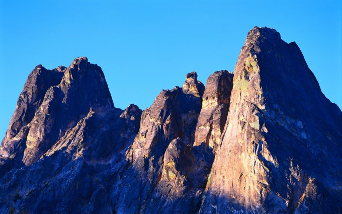 mountain images peaks