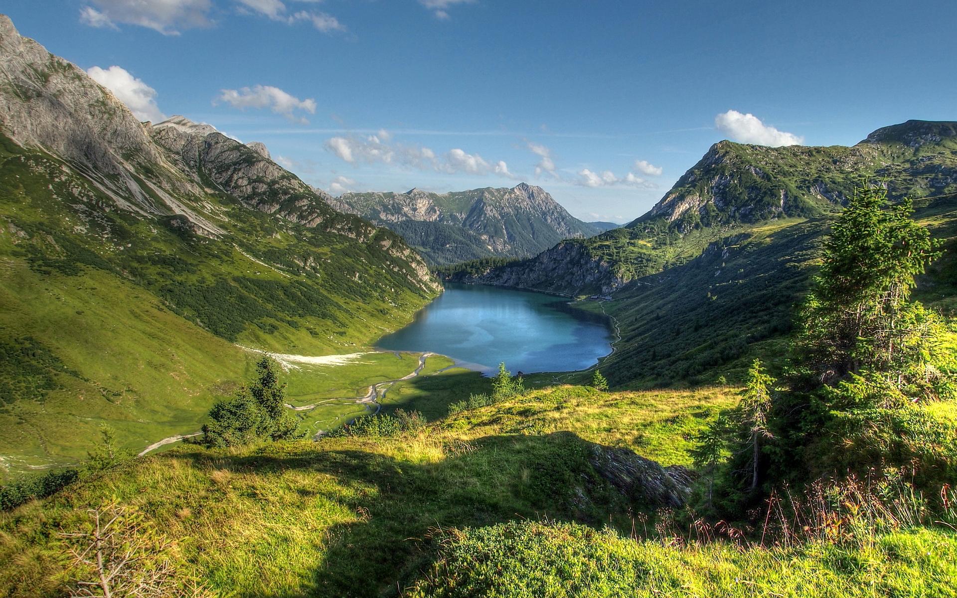 mountain photos austria