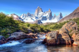 mountain wallpaper patagonia