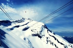 mountain wallpaper white