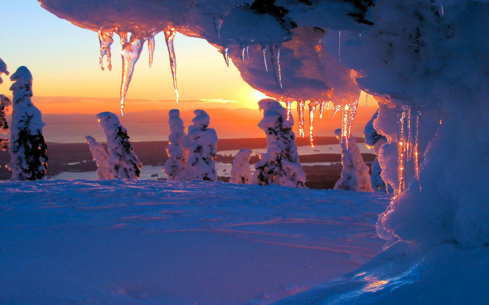 nature scenery winter