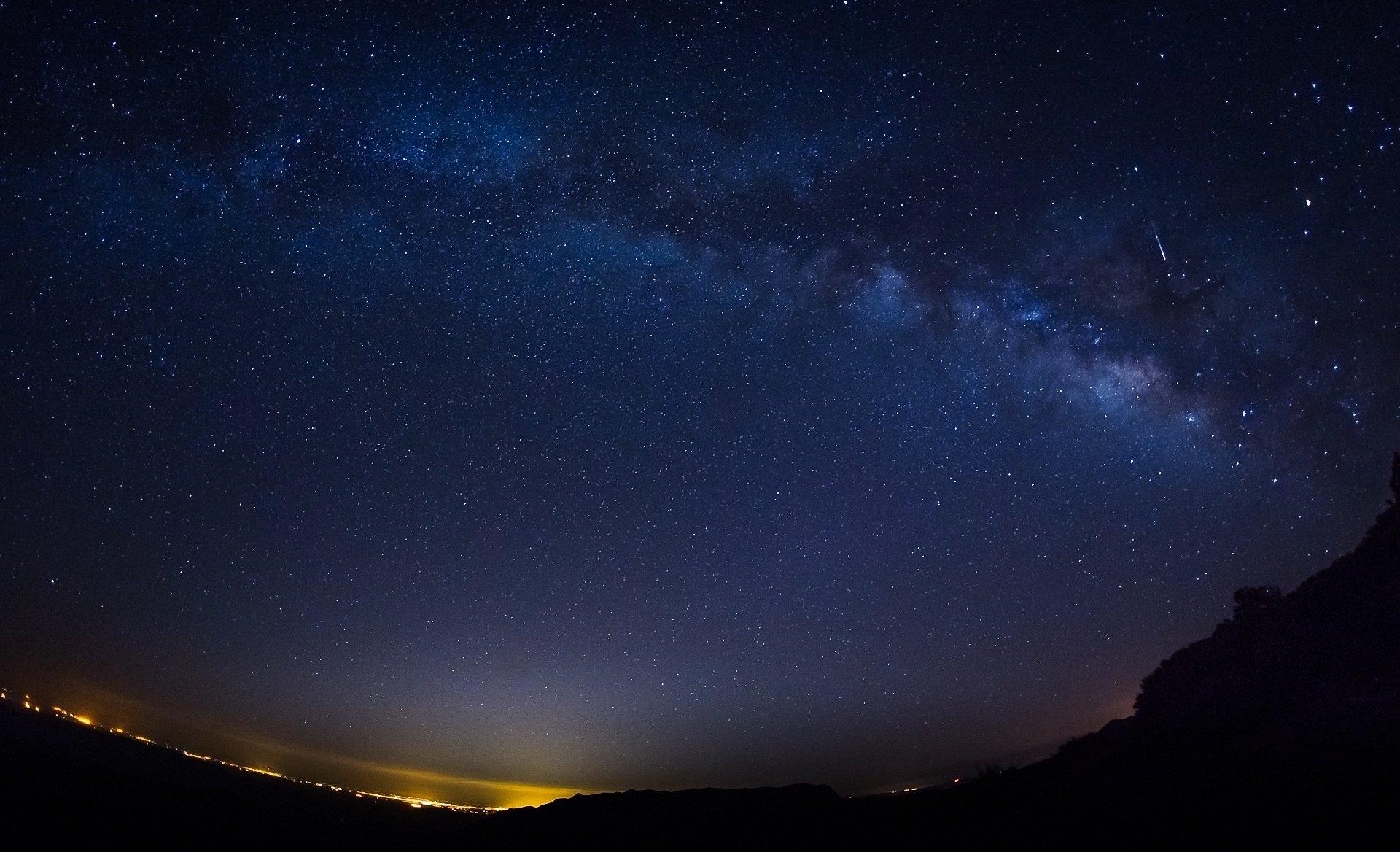 Night sky stunning hd desktop wallpapers 4k hd for Night sky wallpaper 4k