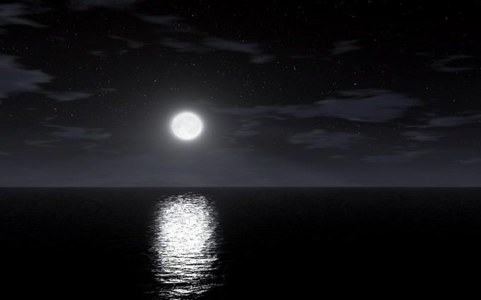 night sky wallpaper desktop