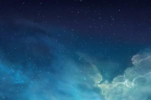 night sky wallpaper tablet