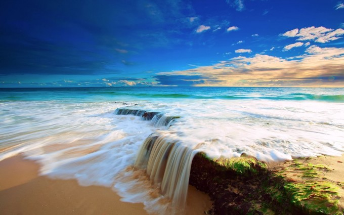 ocean waves live wallpaper