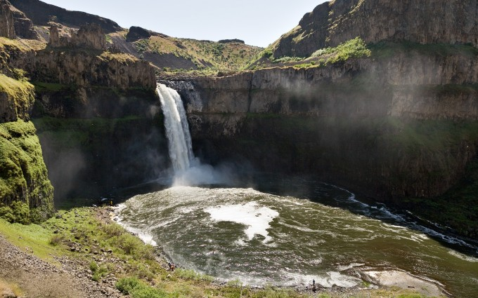 palouse waterfalls pictures