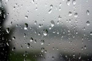 rain window images