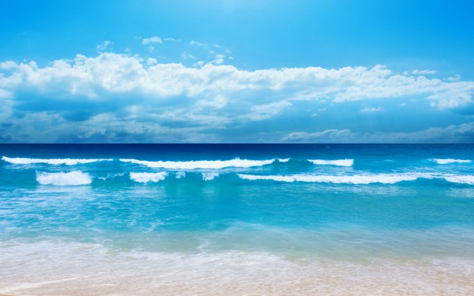 Retina Wallpaper Beach Sea Hd Desktop Wallpapers