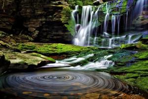 ripples wallpaper hd