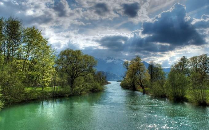 river wallpaper magnificent