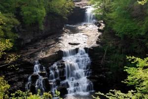 scotland waterfall