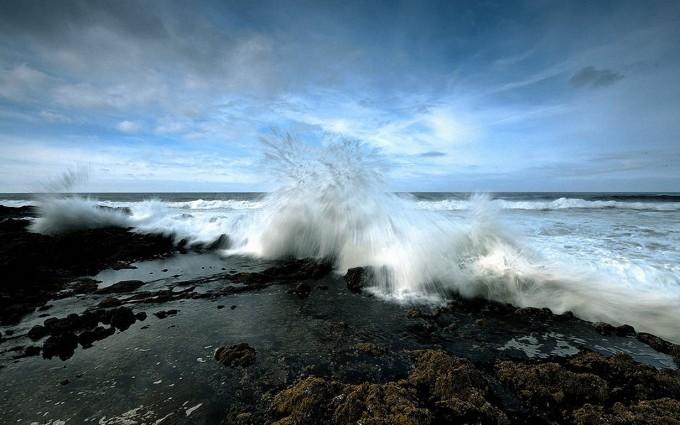 sea waves hd