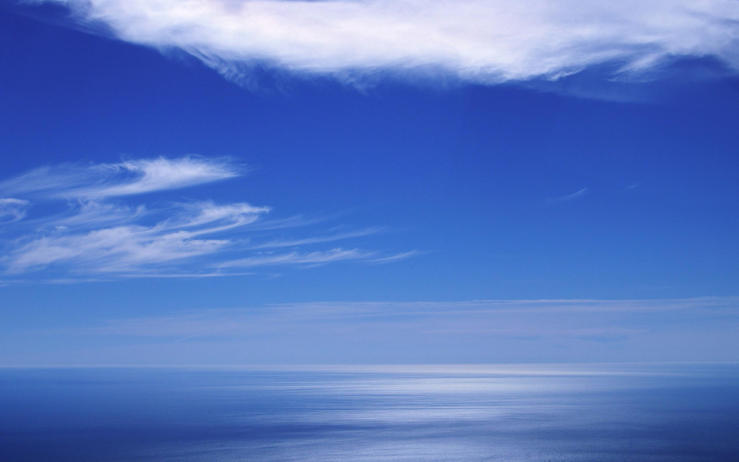 sky wallpaper blue