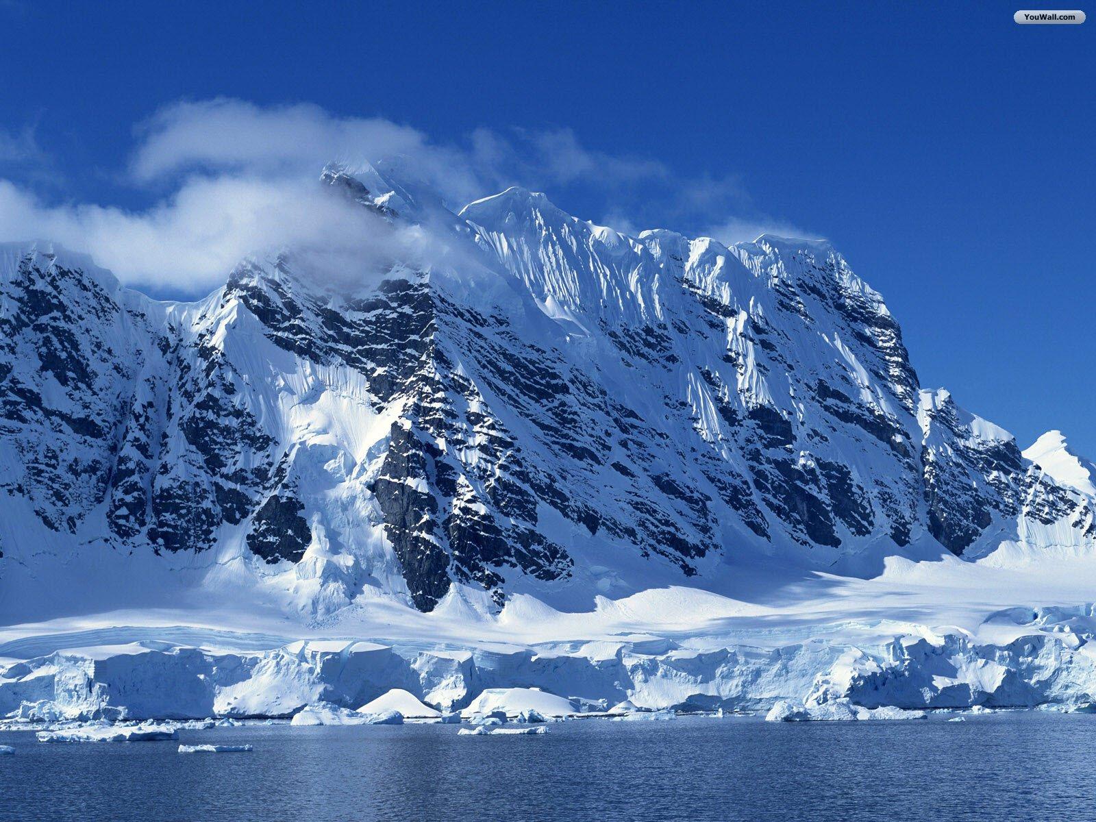 snow pictures antartica