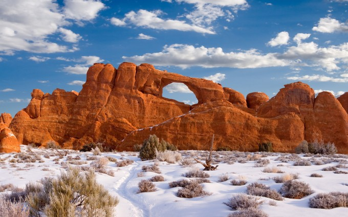 snow pictures canyon
