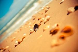 stone wallpaper beach sand