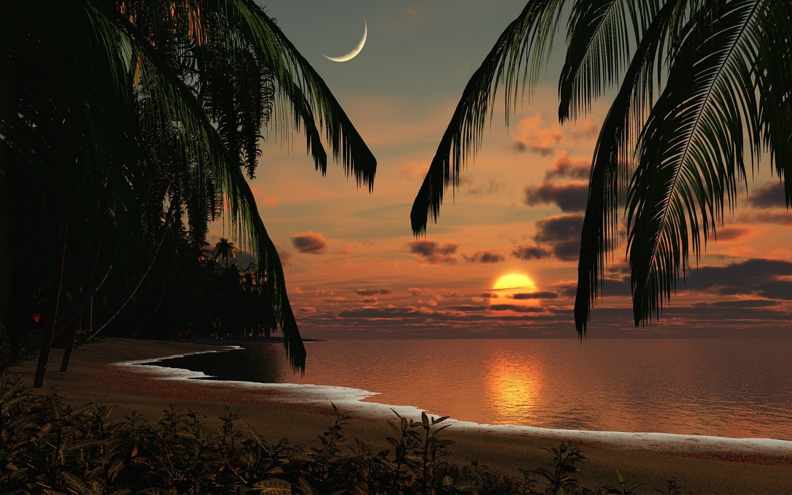sunrise wallpaper laptop