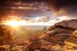 sunrise wallpaper nature