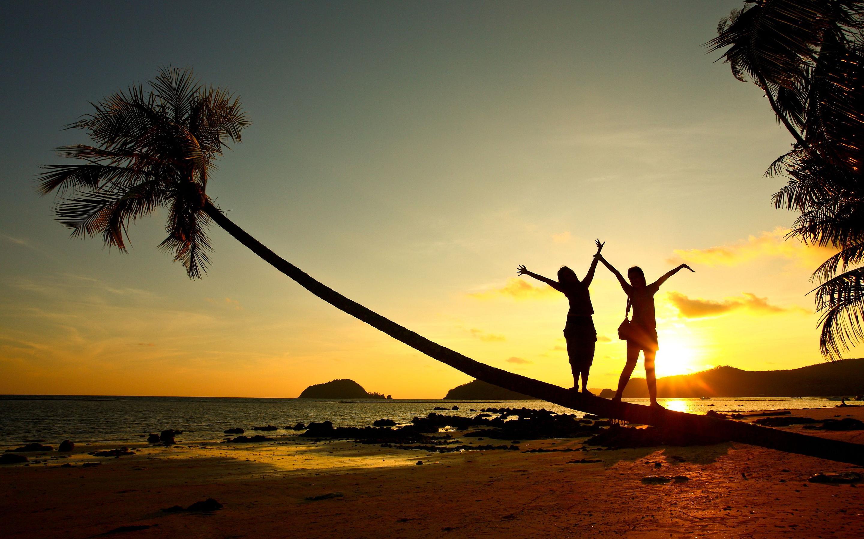sunset images fun