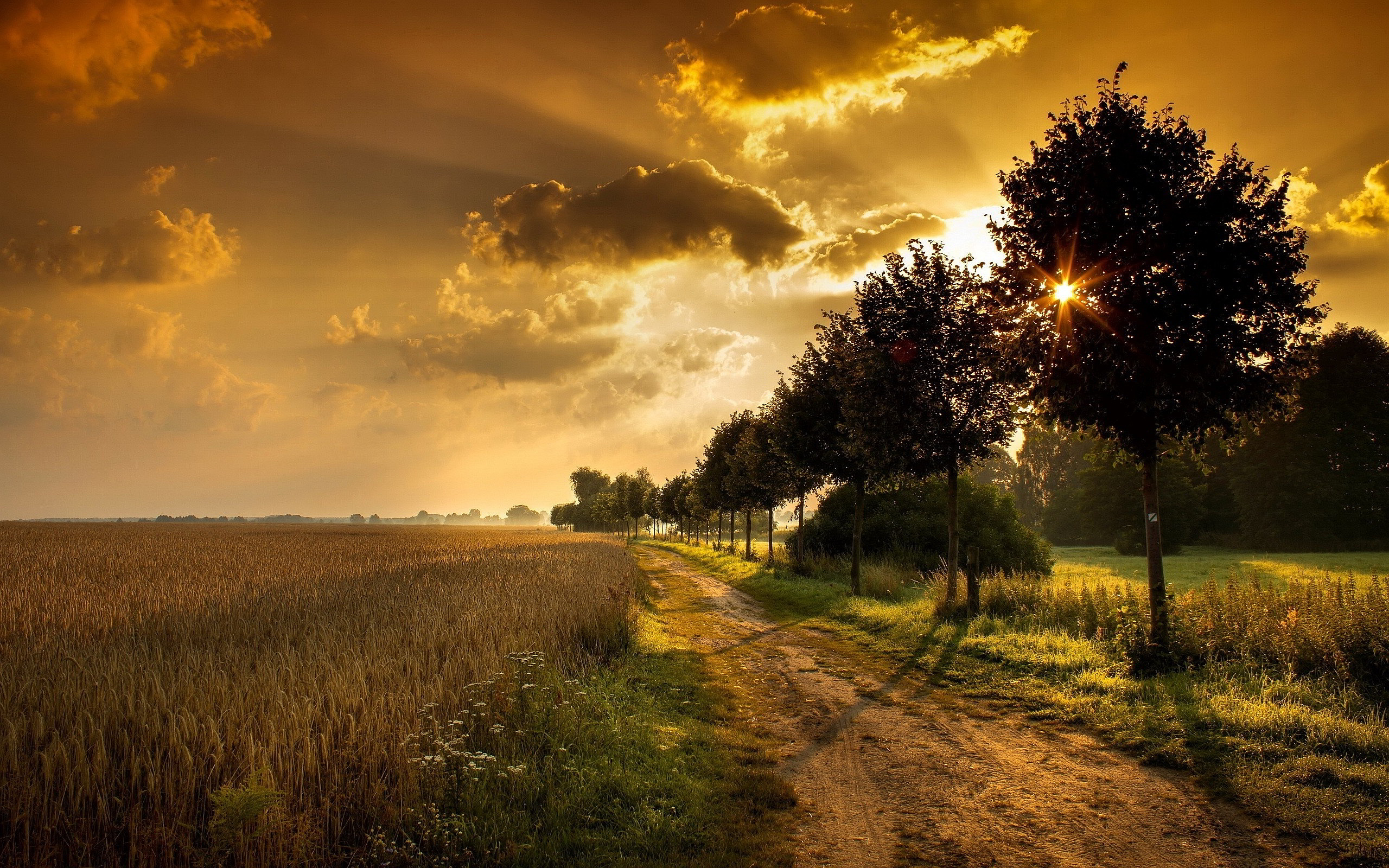 sunset images scenery hd hd desktop wallpapers 4k hd