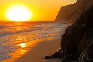 sunset wallpapers coastal