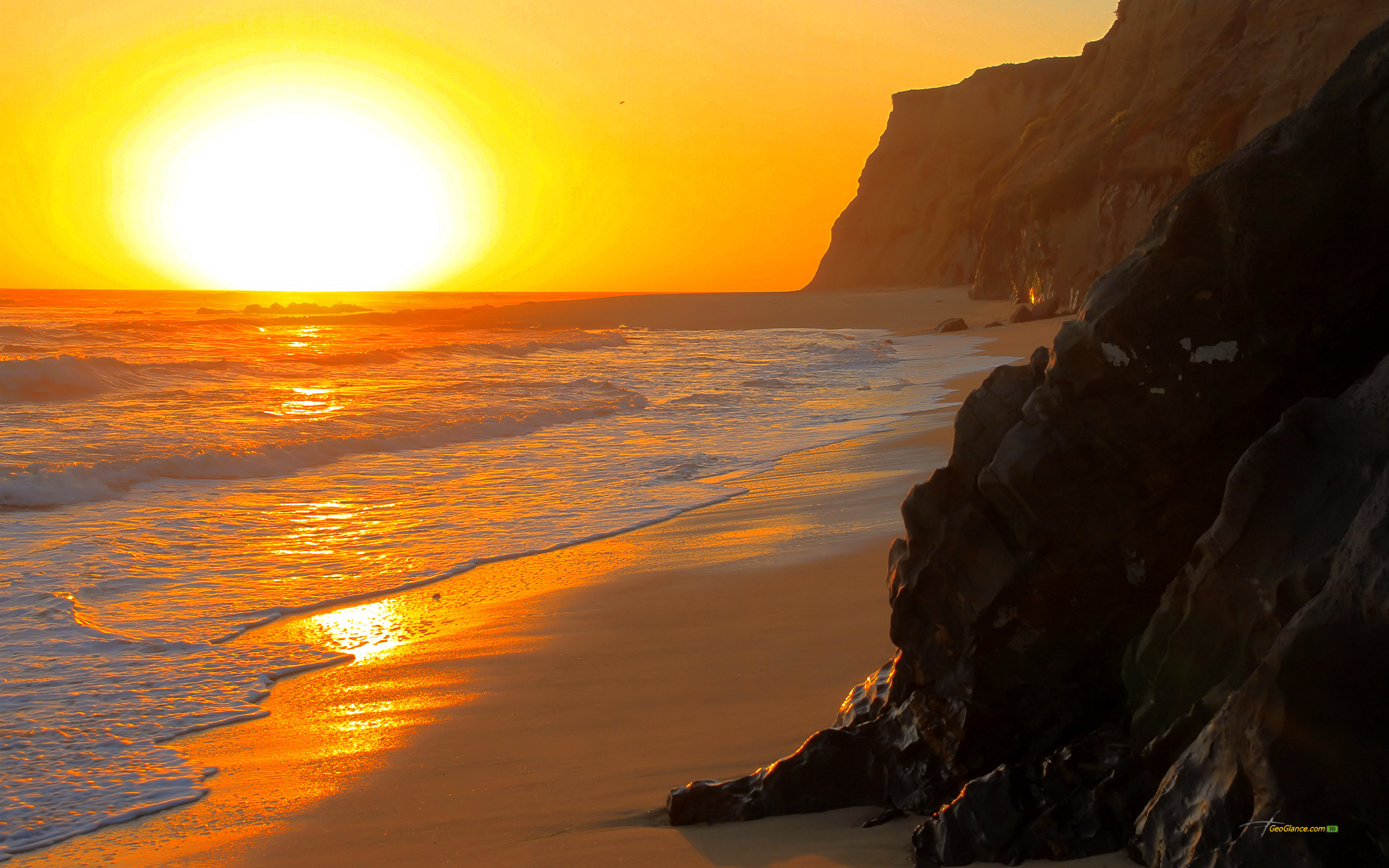 Sunset Wallpapers Coastal - HD Desktop Wallpapers