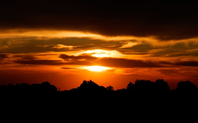sunset wallpapers relazing