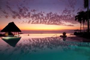 sunset wallpapers resort