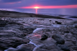 sunset wallpapers scenery