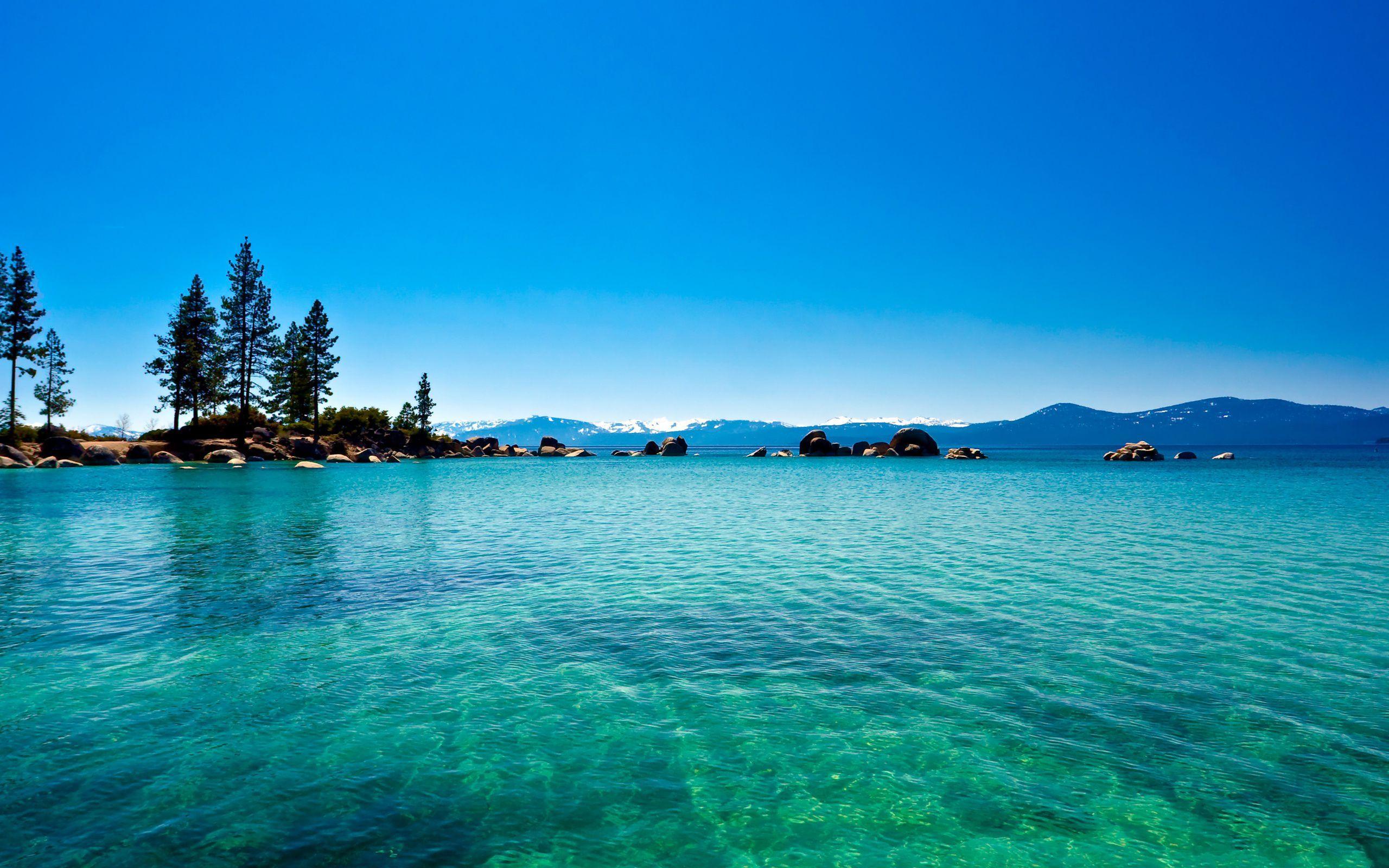 tahoe lake