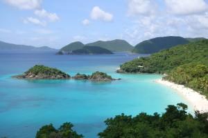 tropical scenery