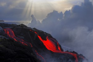 volcano wallpaper download