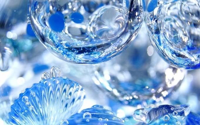 water drops A3