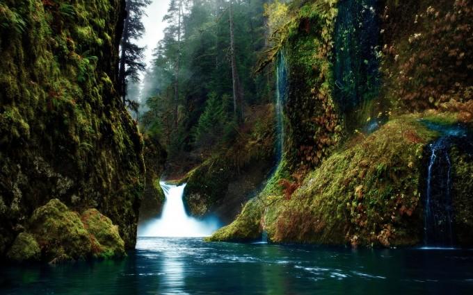 waterfall gif wallpaper