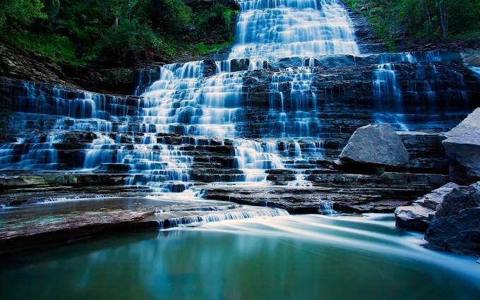 waterfall wallpaper 1080p