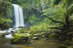 waterfall wallpaper widescreen