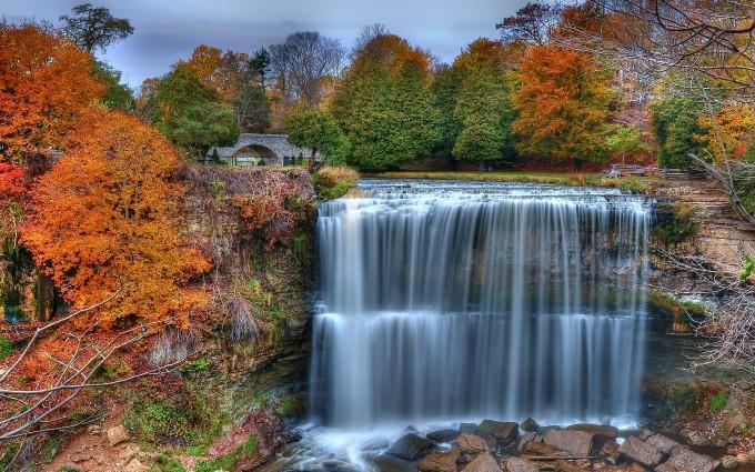 waterfalls backgrounds