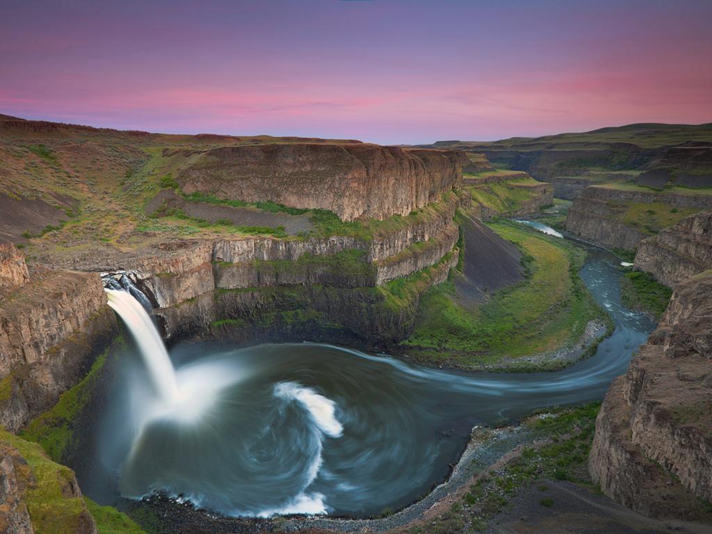 waterfalls pictures desktop
