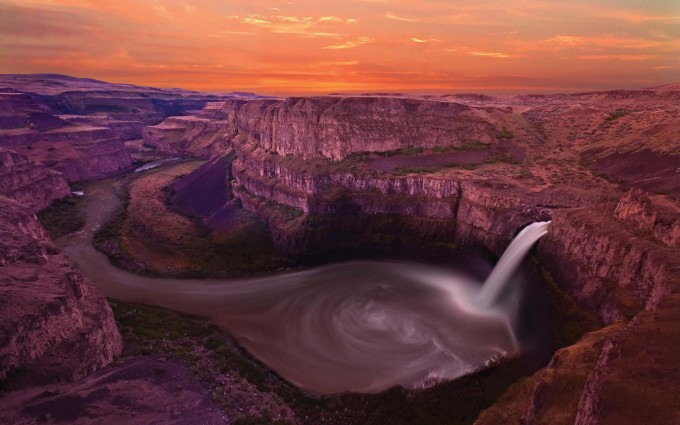 waterfalls pictures scenery