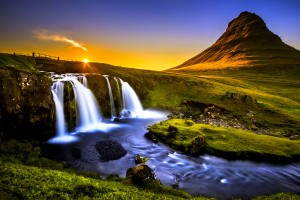 waterfalls wallpaper amazing