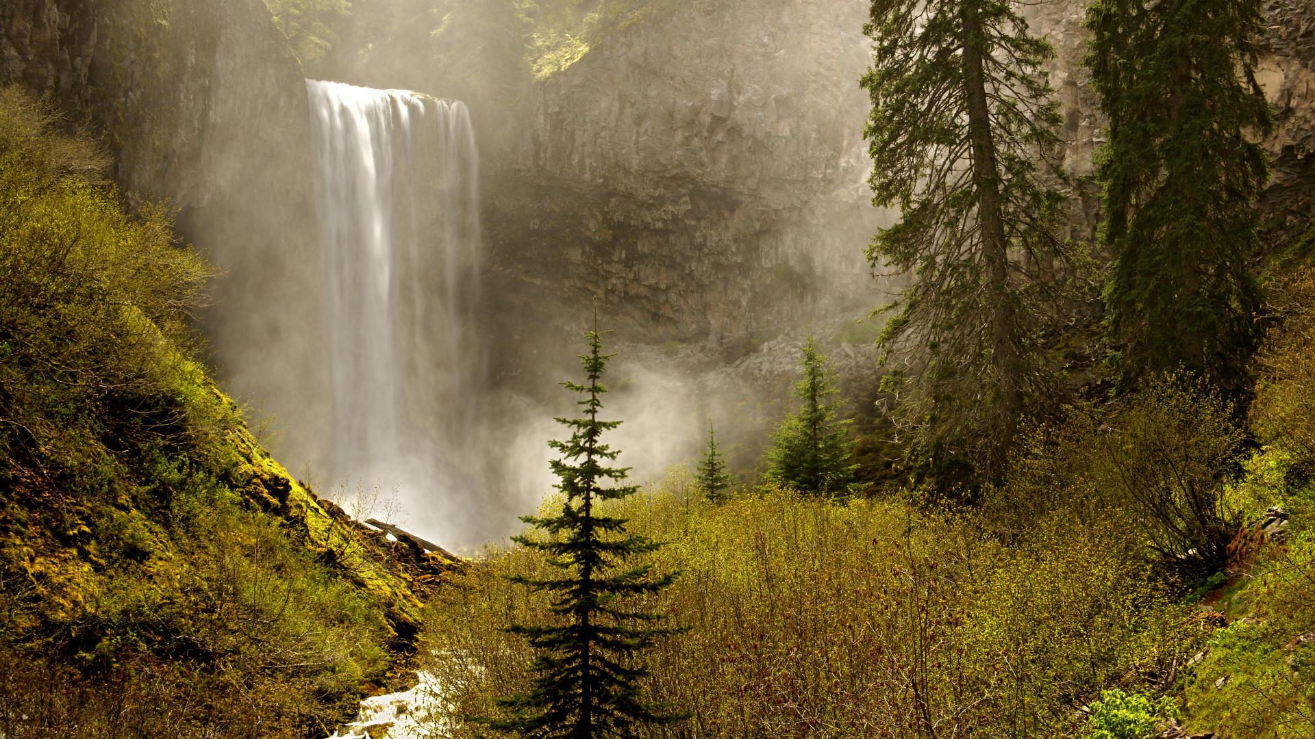 Waterfalls Wallpaper Nice - HD Desktop Wallpapers