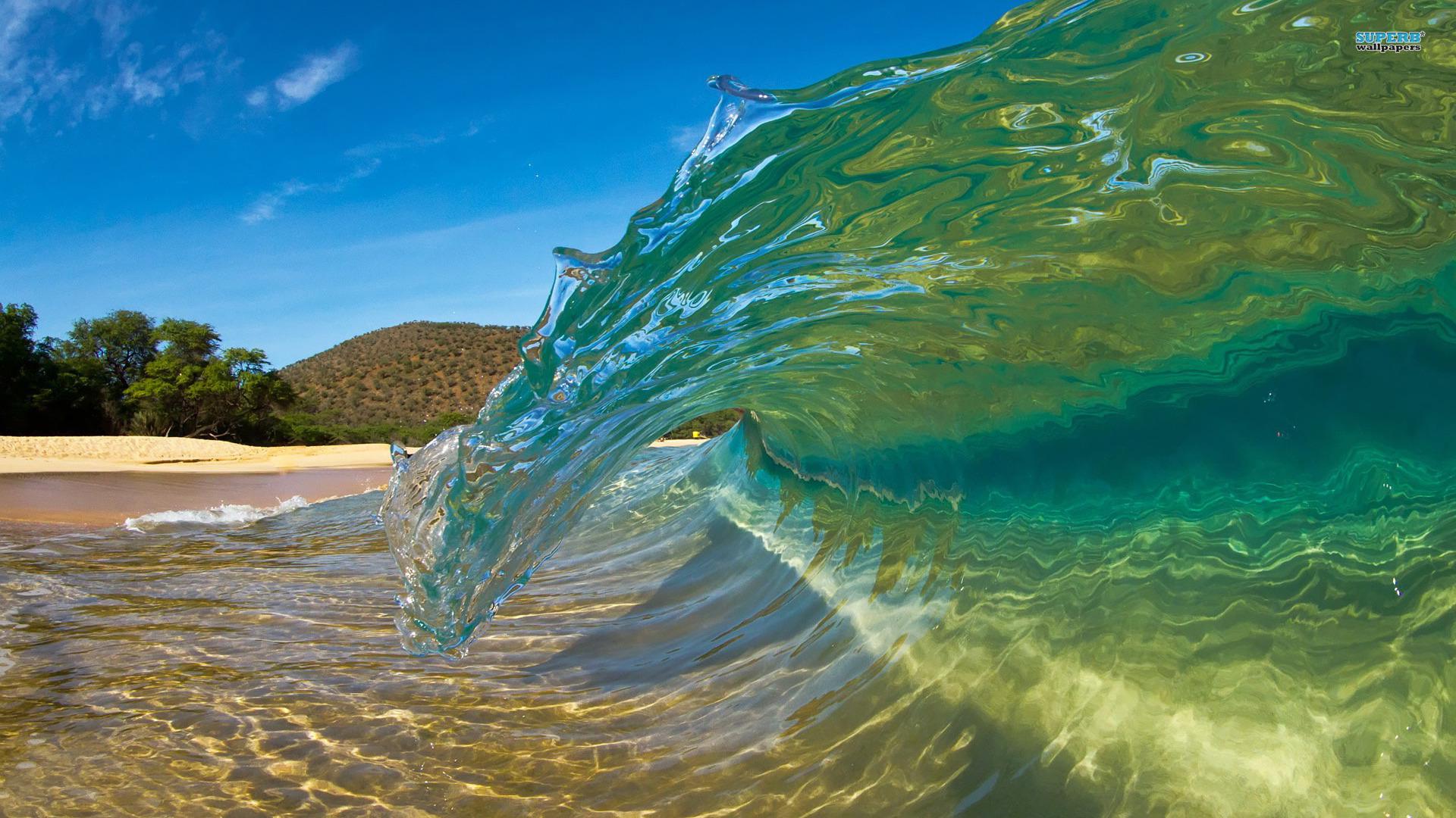 Wave Wallpaper High Resolution wave images - H...