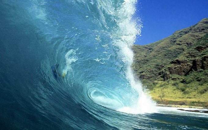wave pictures hd